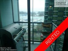 Coal Harbour Apartment for rent:  2 bedroom 980 sq.ft. (Listed 2021-05-15)