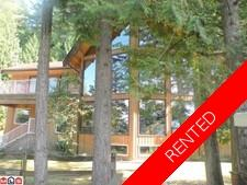 Harrison Hot Springs House for rent:  3 bedroom 3,200 sq.ft.