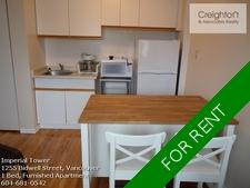 Vancouver Apartment for rent:  1 bedroom 500 sq.ft. (Listed 2020-05-01)